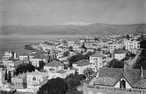 beirut lebanon 1920