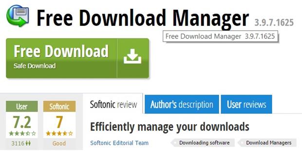 is cnet safe for downloads