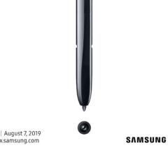 samsung galaxy note 10 unpacked 2019