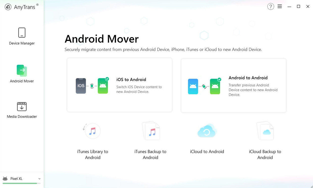 anytrans review android mover