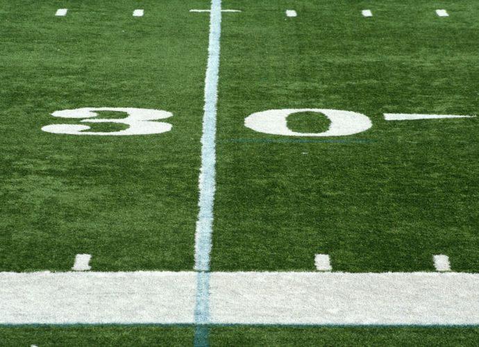 Football Ball Field