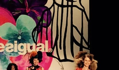 Desigual F/W 2015 Collection during NYFW at Lincoln Center 3