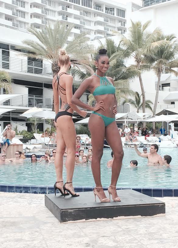 Keva J. Swimwear 2016 Presentation during Miami Swim Week at the Ritz Carlton Hotel @SwimCalendar @RitzCarlton #MiamiSwimWeek 3