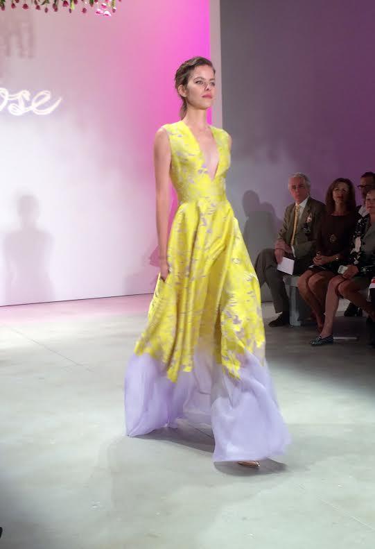 Lela Rose Spring 2016 Show During #NYFW 4