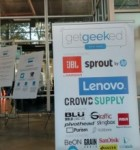 getgeeked NY Tech Product Review Launch Event Oct. 2015 - Brooklyn Expo Center 2