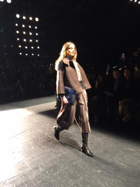 Vivienne Tam Fall / Winter show during #NYFW #fall16 @VivienneTam 1