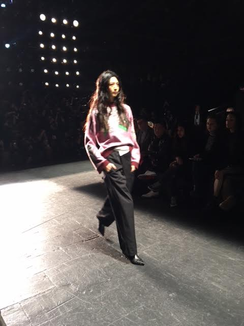 Vivienne Tam Fall / Winter show during #NYFW #fall16 @VivienneTam 3