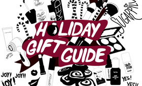 Holiday Gift Guide Shopping Beauty/Fashion 2016 #holidaygiftguide #GIFTIDEAS #Beauty #fashion 4