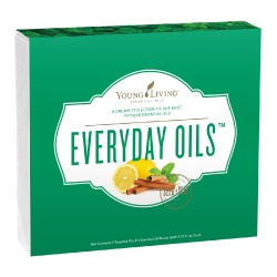 Young Living Everyday Essential Oil Collection |fashionsdigest