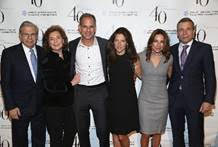 19th Annual Samuel Waxman Cancer Research Foundation COLLABORATING FOR A CURE Benefit Dinner & Auction #WaxmanGala @WaxmanCancer 9