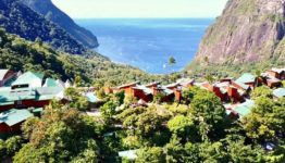 st lucia sugar beach