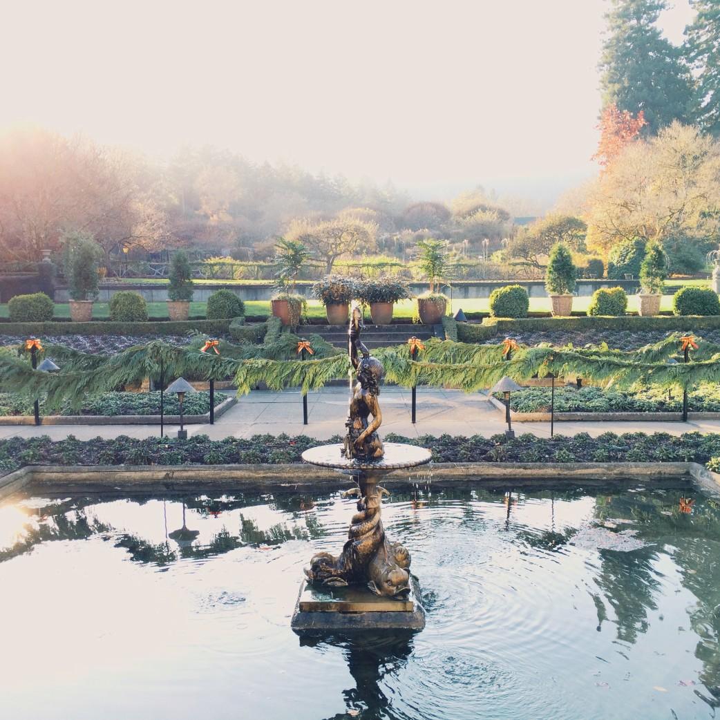 Butchart Gardens / Vancouver Island