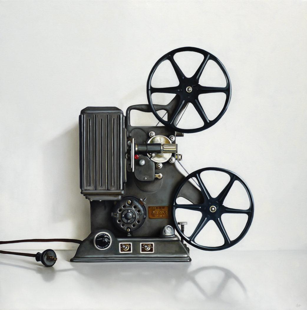 Keystone 8MM Film Projector   Christopher Stott