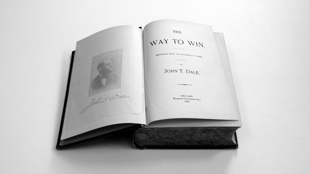 The Way To Win by John T. Dale