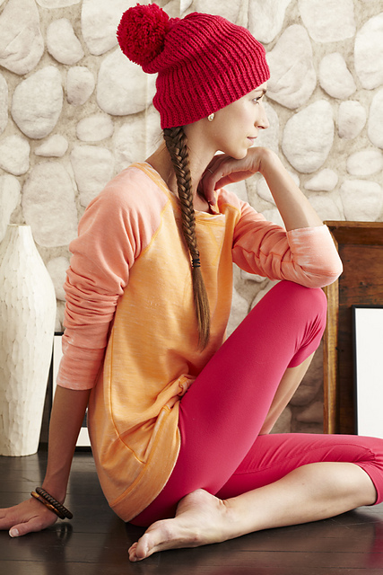 Holli Yeoh   Slouchy Hat