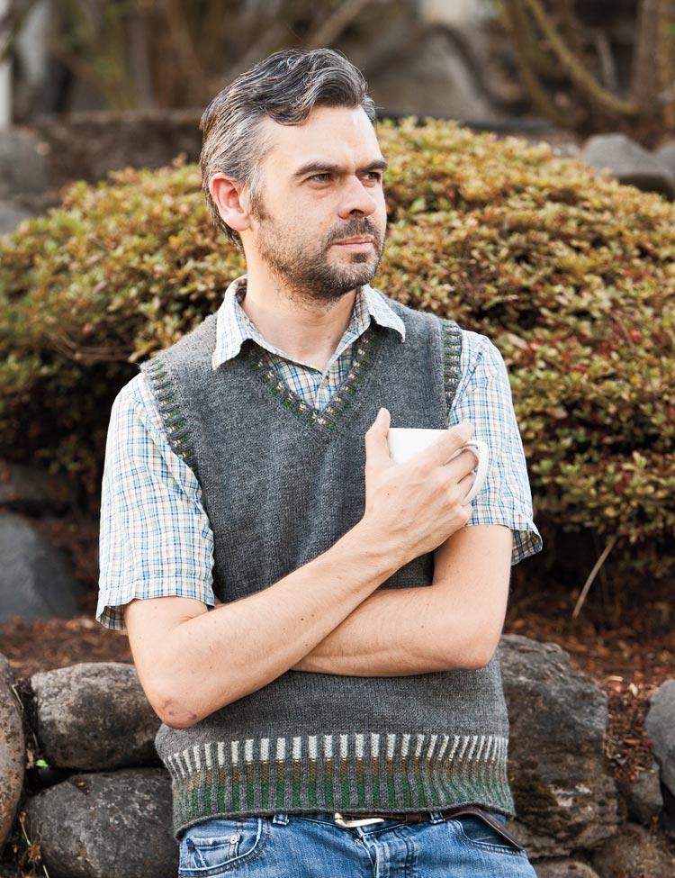 Corrugated Vest