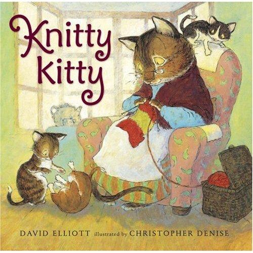Knitty Kitty – Children's Book
