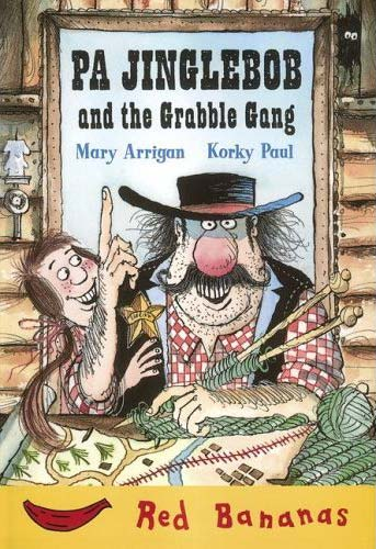 Pa Jinglebob and the Grabble Gang – Children's Book