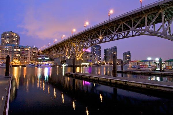 Wordless Wednesday – Granville Bridge