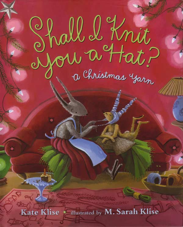 Shall I Knit You a Hat? – Children's Book