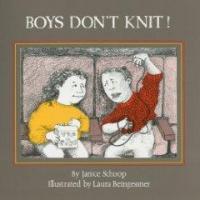 Boys DO Knit!