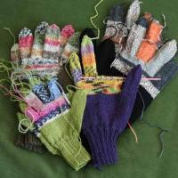 Gloves WIP