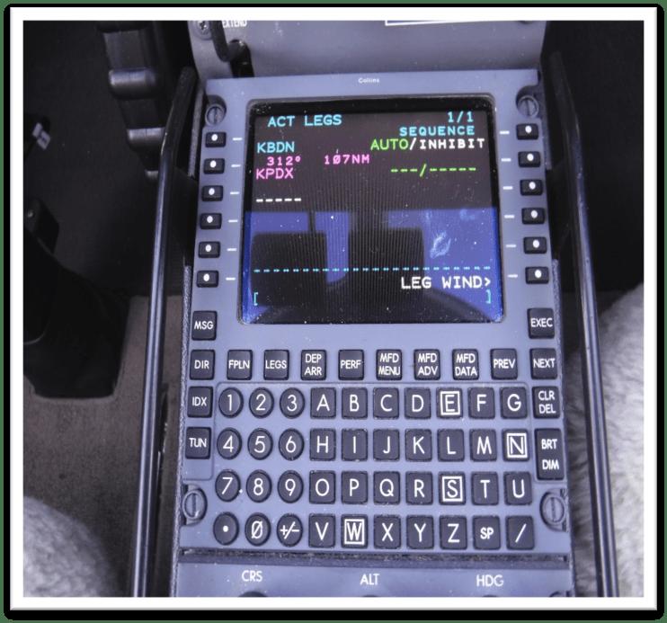 Citation CJ1+ Collins FMS 3000