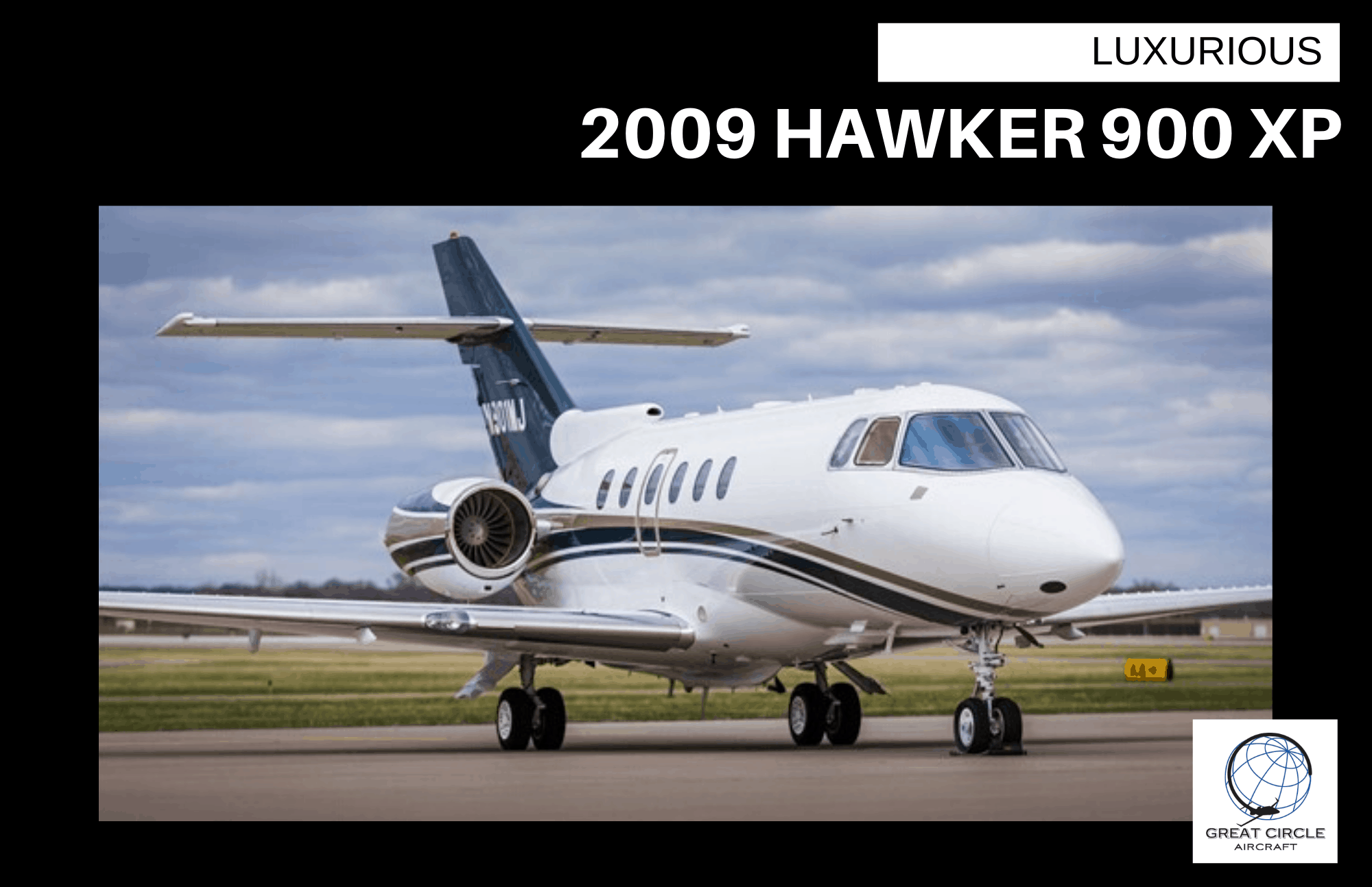 2009 Hawker 900XP – Sold~