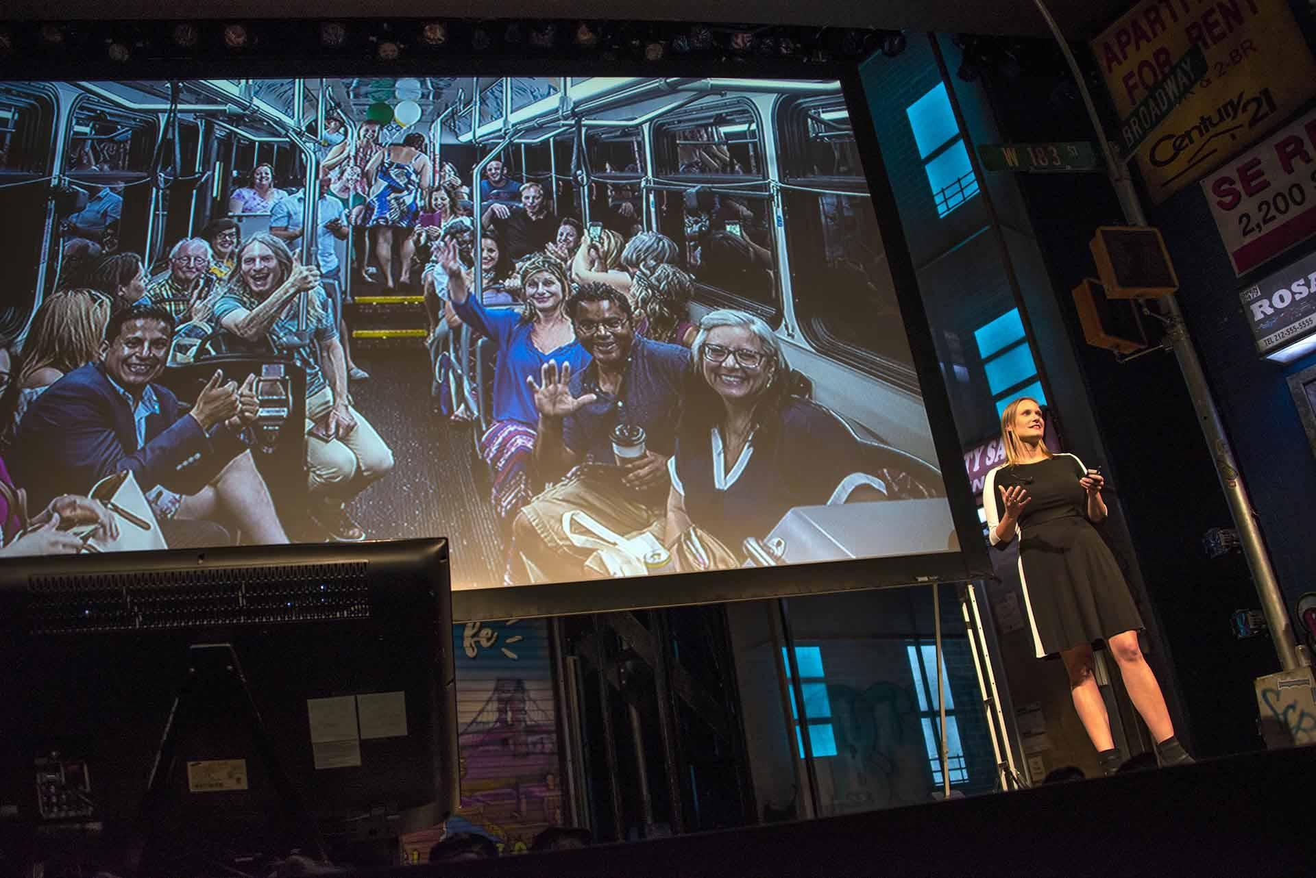 Beth Inglish Cre8con Portland Speaker Artist
