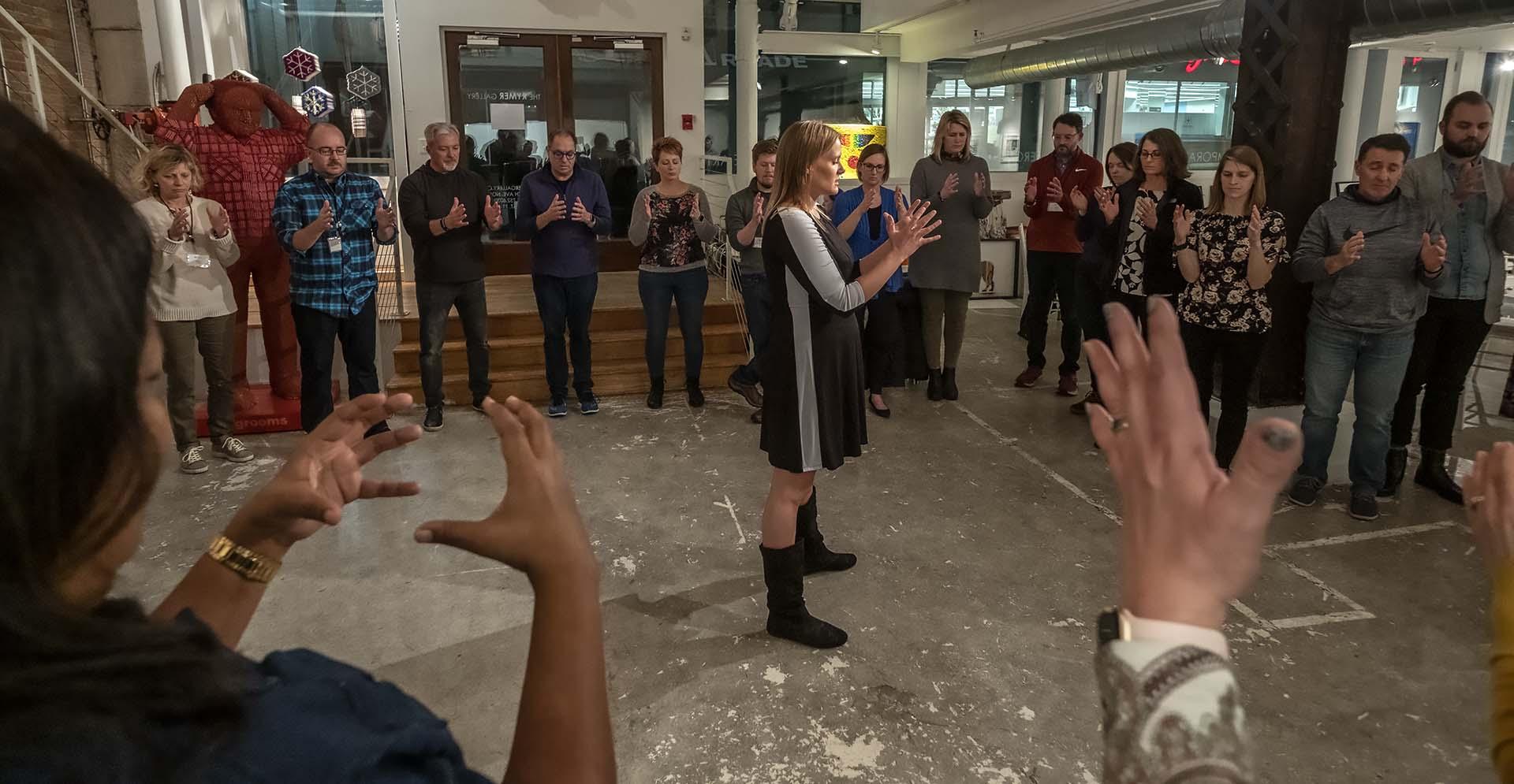 Keynote Speaker Artist Creativity Leadership Connection_Beth Inglish_16