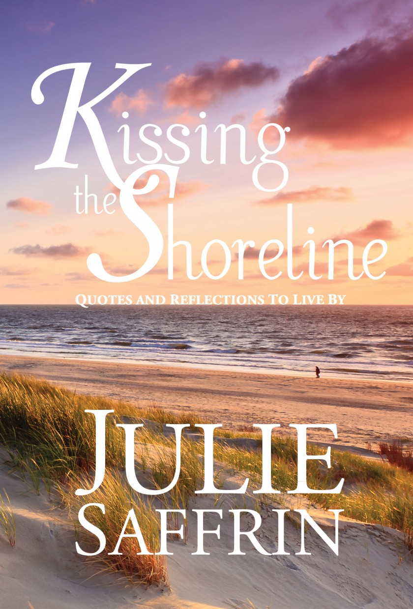 KissingtheShoreline | https://juliesaffrin.com