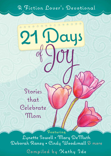 21 days of joy front cover
