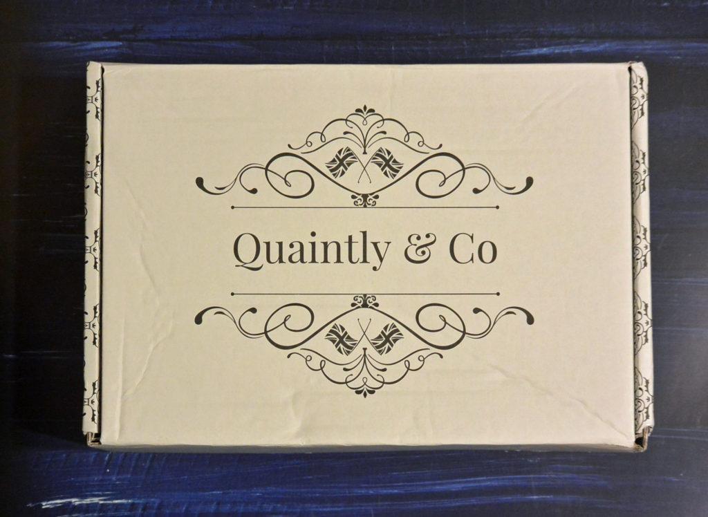 Quaintly & Co Gift Box