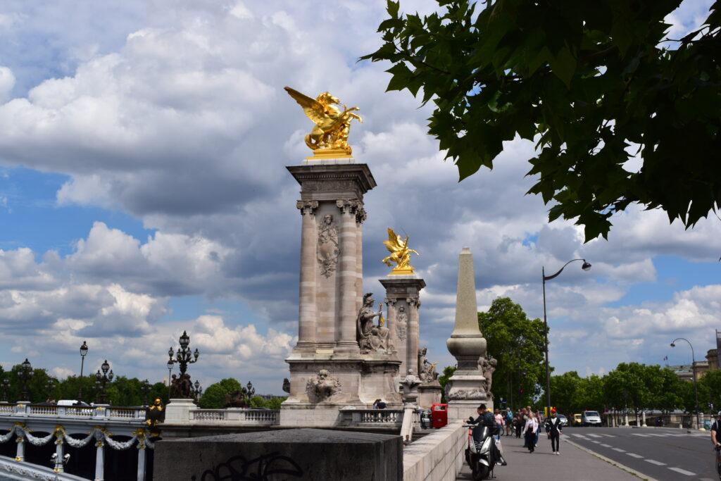 A Beautiful Bridge over the Seine