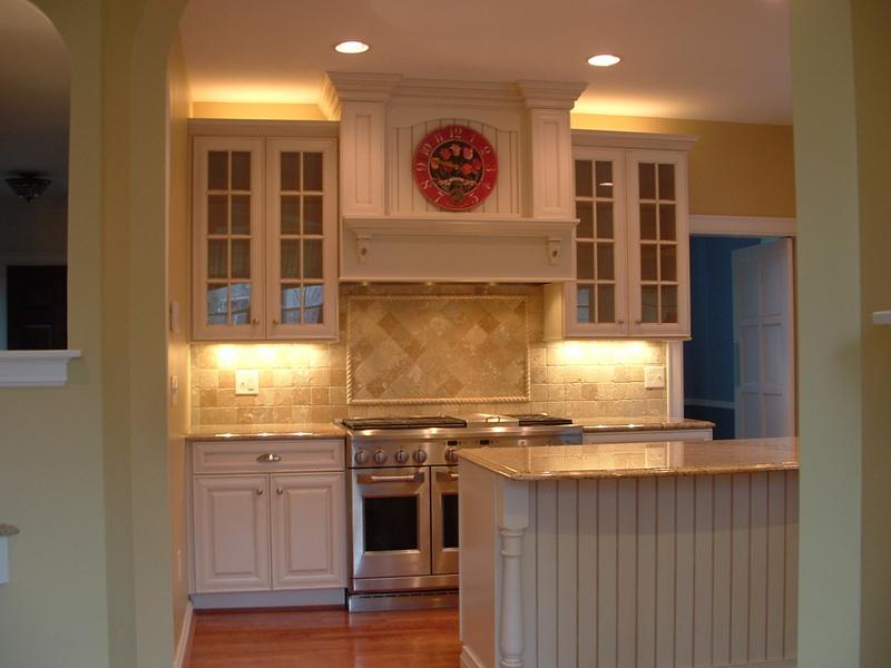 Ryan - kitchen remodeling stove