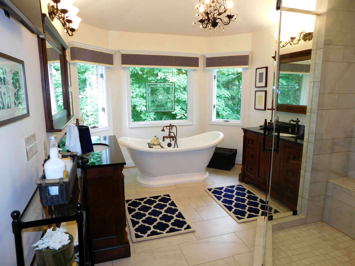 Master bathroom - Maineville