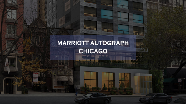 Marriott Autograph Chicago 3
