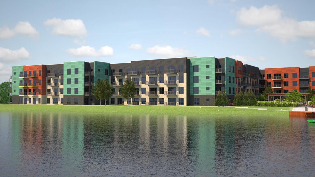 East Pond 1200