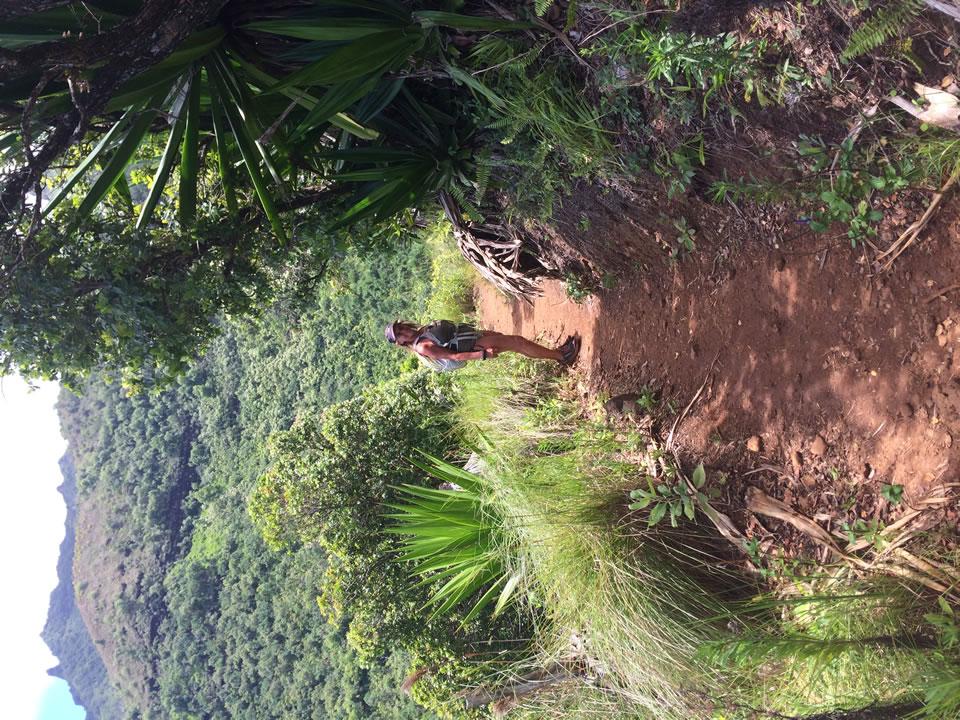 Na Pali Hiking