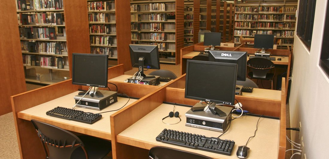 Computer Stations 3