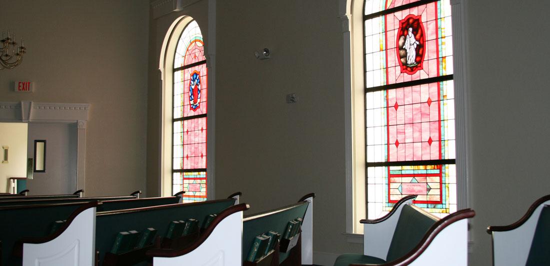 OAK GRINER BAPTIST CHURCH RENOVATIONS (3)