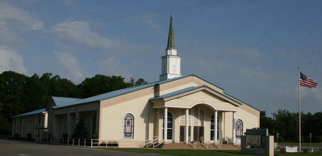 OAK GRINER BAPTIST CHURCH RENOVATIONS MAIN PHOTO