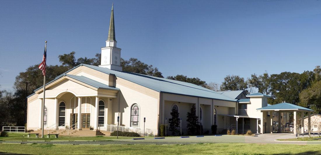 OAK GRINER BAPTIST CHURCH RENOVATIONS