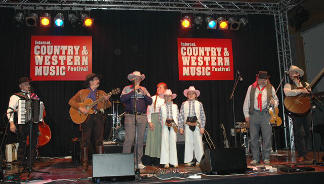 Country & Western Music Festival Austria