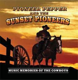 Music Memories of the Cowboys - album cover