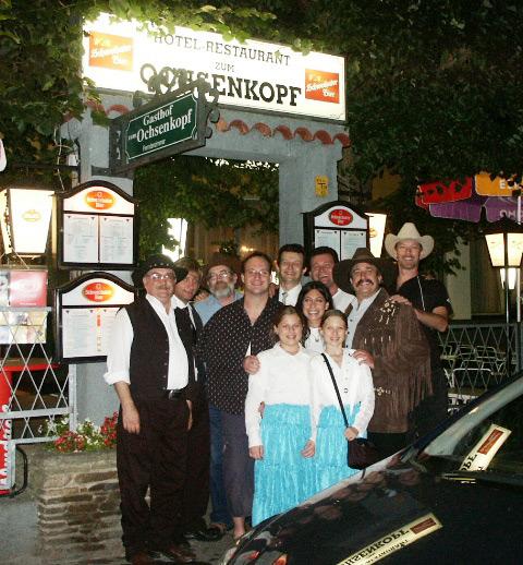 Ochsenkopf Hotel in Vienna Austria