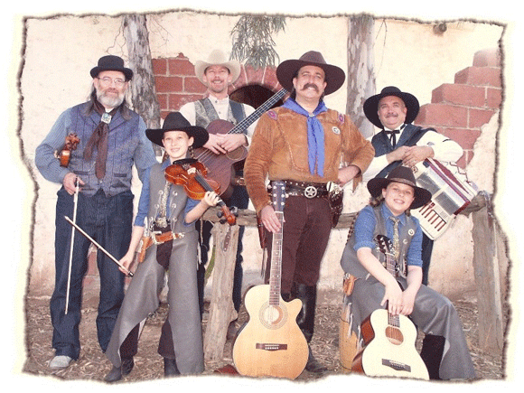 Pioneer Pepper and Band Members
