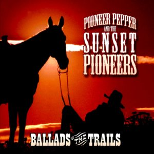 Ballads of the Trails album cover