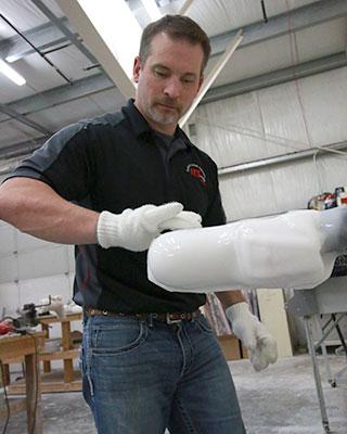 Chad Eberhart, CPOA, CTPO