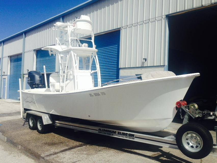 2011 Gause Built 26 - SOLD
